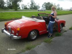 Mijn mooie auto
