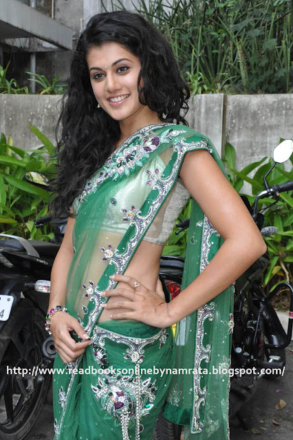 Tapsee-Latest-Saree-Stills-2_sarees designs 2012_7_readbooksonlinebynamrata