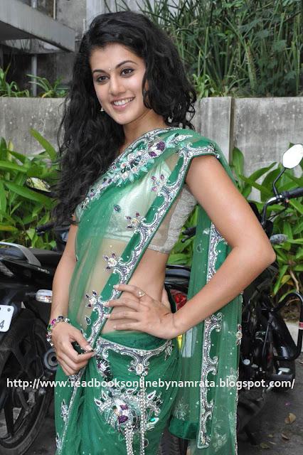 Tapsee-Latest-Saree-Stills-2_sarees designs 2012_7_readbooksonlinebynamrata