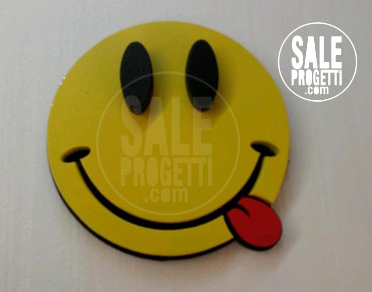Saleprogetti sale progetti smiley 3d for Progetti in 3d