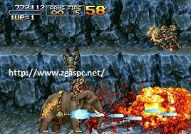 Download Game Metal Slug Anthology PCSX2 ISO Full Version  - ZGASPC