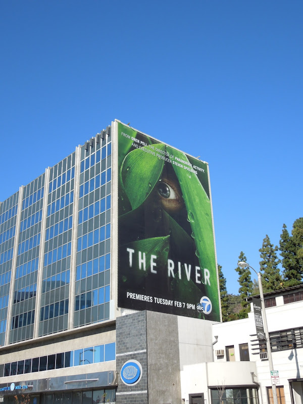 Giant The River ABC billboard
