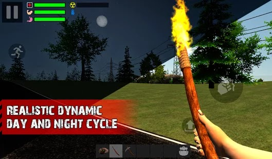 The Survivor: Rusty Forest Apk Data