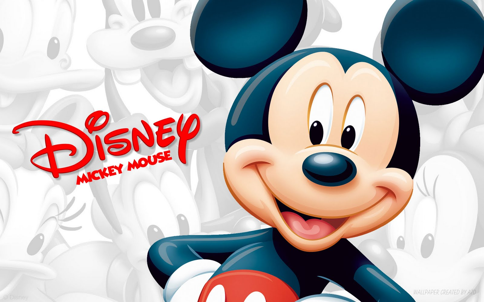 Disney Mickey Mouse  High Resolution Wallpapers and Pictures