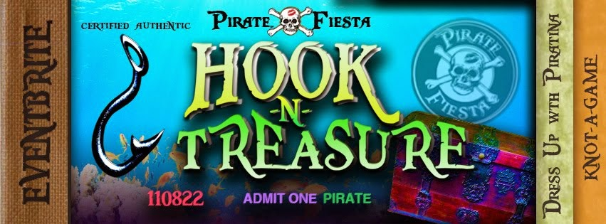 Hook-N-Treasure - BUY TICKETS NOW!
