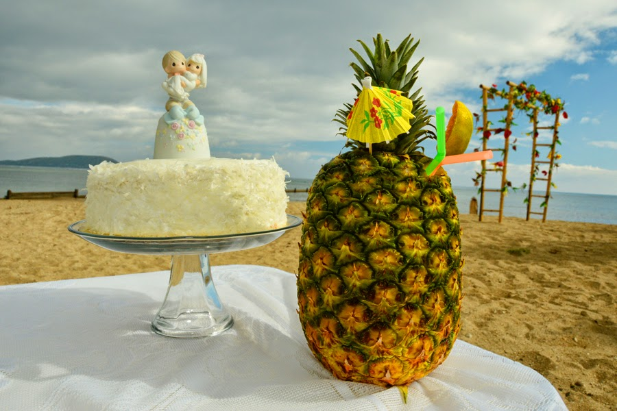 Hawaiian Wedding Flavor
