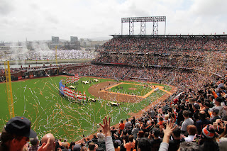 Giants Baseball
