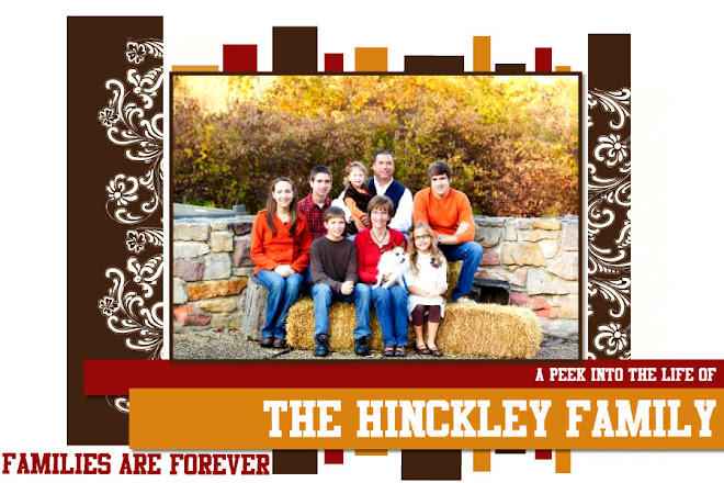 The Hinckley Blog