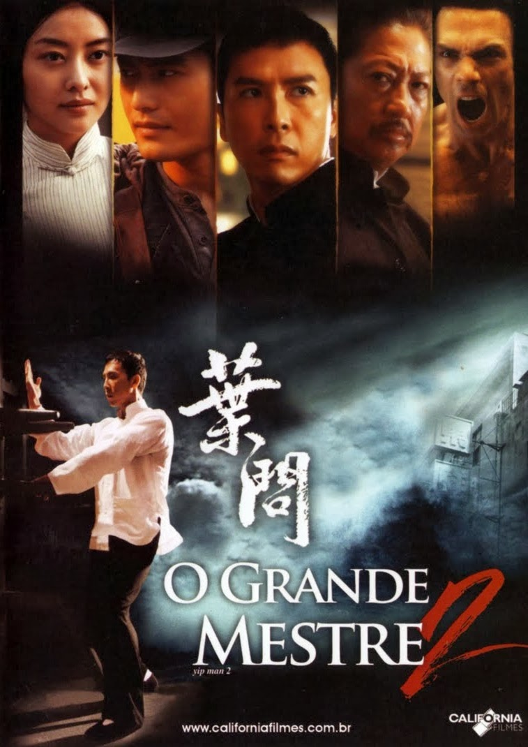 O Grande Mestre 2 – Legendado (2010)