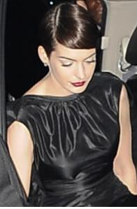 below here s the half edited photo of anne hathaway
