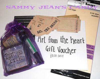 Sammy Jean's Candy