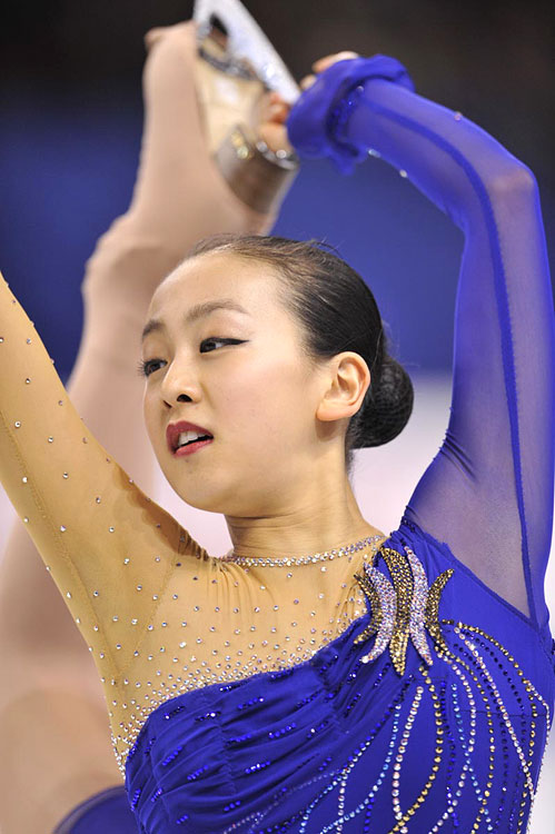 japan famous female skater mao asada i am an asian girl