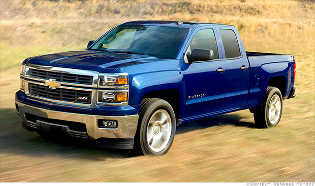 Consumer Reports 'Top Truck' is the Chevy Silverado