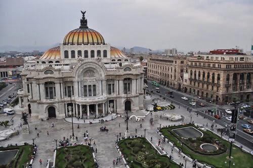 Turismo en México DF