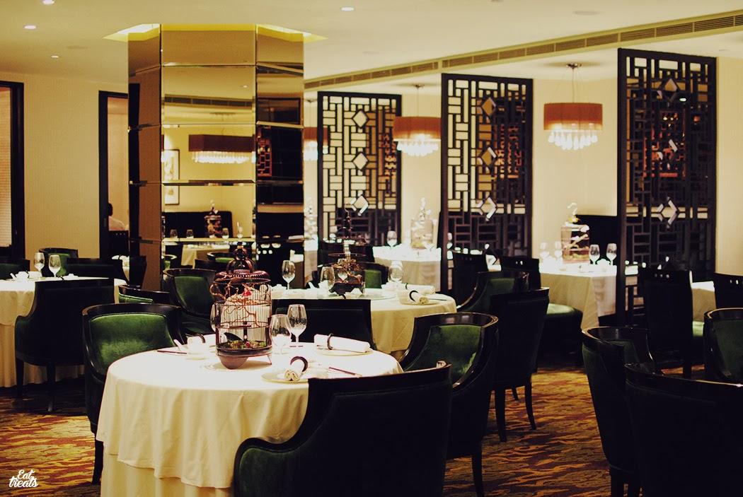 The two chef menu at xin hwa mandarin oriental hotel jakarta eatandtreats indonesian food - Hotel mandarin restaurante ...