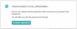Google payment
