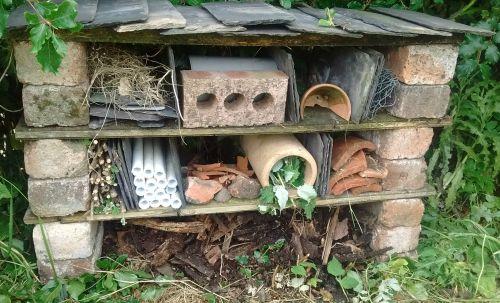 Bug Hotel - Our Handmade Home