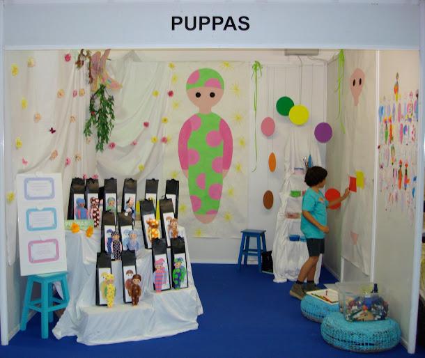 STAND DAS PUPPAS FEIRA DE MORA 2011