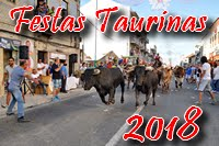 Festas Taurinas 2018