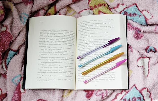 Blog Sobre Livros - Cerejinha - Raine Miller - BIC Coloridas