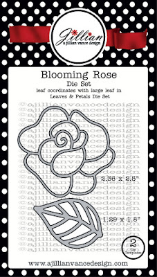 Blooming Rose Die