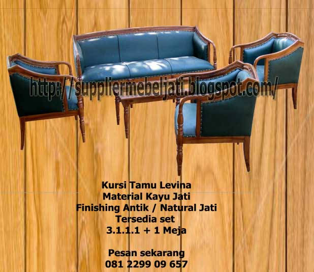 tamu jati furniture ukir jepara, furniture sofa tamu ukir jati jepara ...