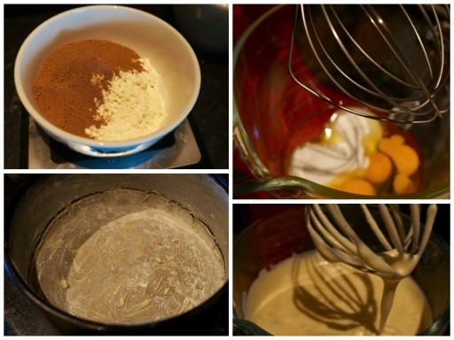 Fanny Cradock Chocolate Gâteau