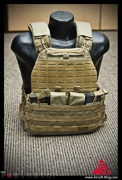 5.11 TacTec Plate Carrier, tactical gear, Airsoft vest, Airsoft gear, military gear, MOLLE Gear, Chris Kyle, Craft, American Sniper, Pyramyd Airsoft Blog, Tom Harris Media, Tominator,