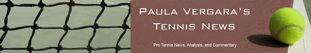 Paula Vergara&#39;s Tennis News