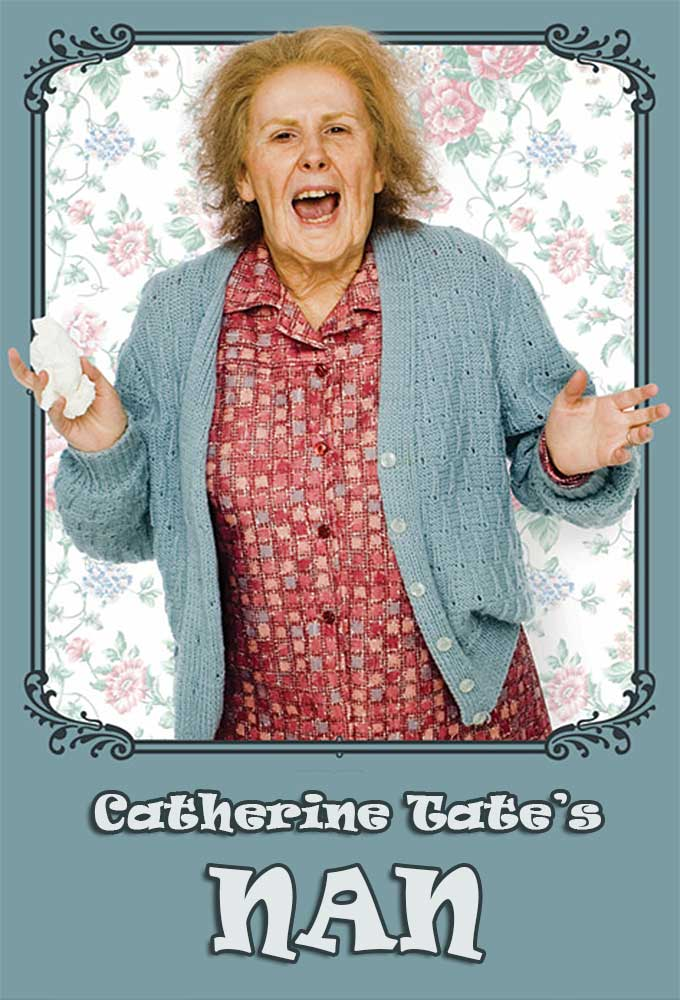 Catherine Tates Nan