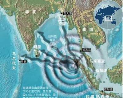 ဆူနာမီႏွင့္ပတ္သက္၍ ဦးထြန္းလြင္ႏွင့္ အင္တာဗ်ဴး – interview on Indonedia earthquake