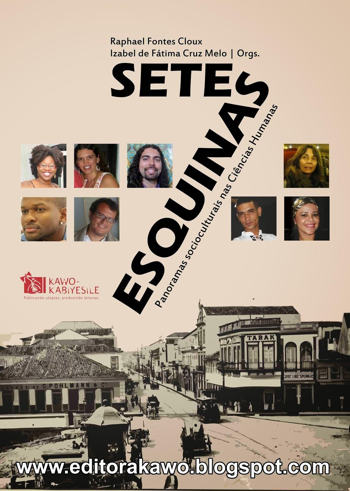 Sete Esquinas: Panoramas sócioculturais nas ciências humanas