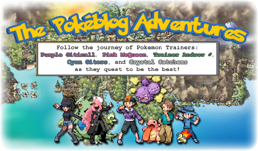 The Pokeblog Adventures