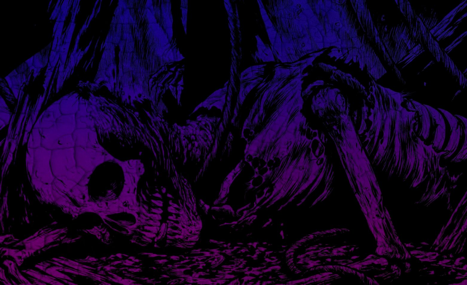 purple skull wallpaper | cool hd wallpapers