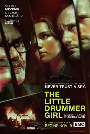 A Garota do Tambor - The Little Drummer Girl Legendada Torrent  1080p 720p Full HD HD WEB-DL