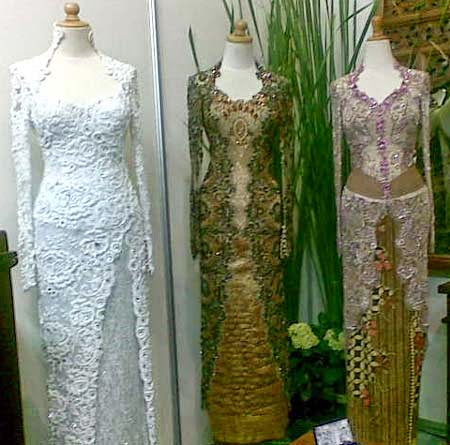 Foto Model Baju Kebaya Indonesia Online