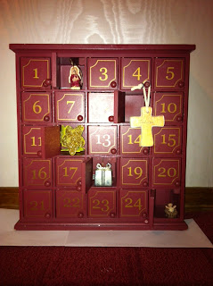 advent box