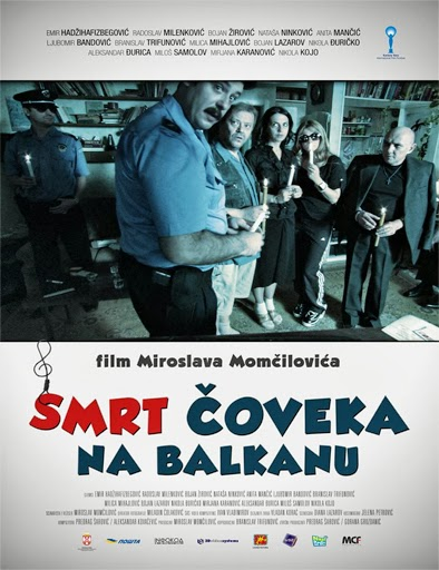 Death of a Man in Balkans (2012) [DvdRip] [Subtituladas] (peliculas hd )