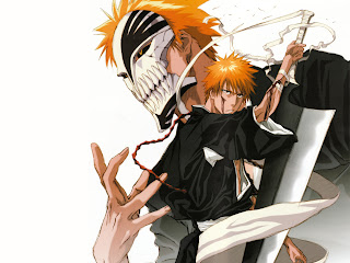ichigo transformando hollow