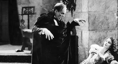Lon Chaney in The Phantom of the Opera