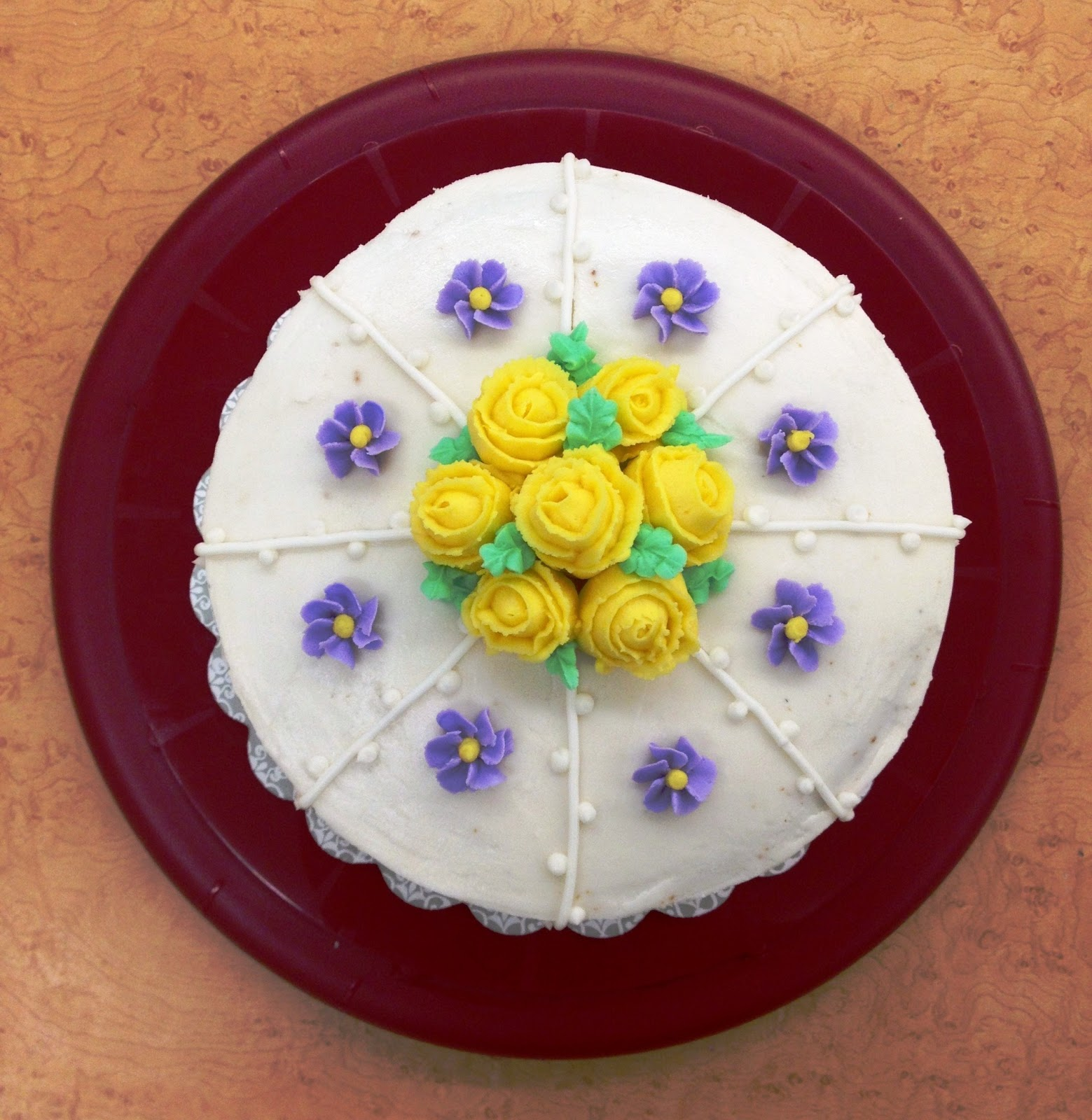 Cake Decorating Course Albury Wodonga : Shamples > Samples of Shell: Wilton s Cake Decorating ...