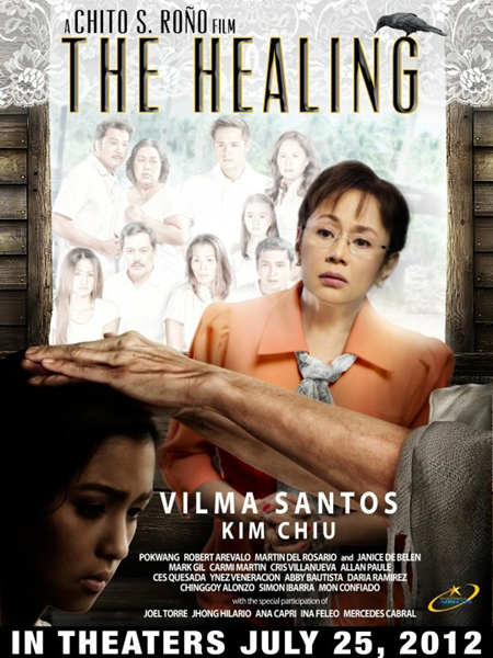 The Healing First Week Gross: P80 million