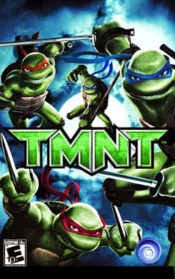 TMNT Game Cover