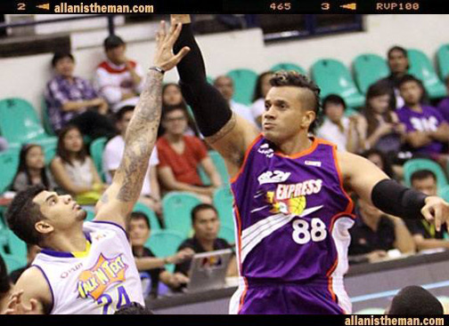 Asi Taulava named team captain of Air21; replaces Ritualo