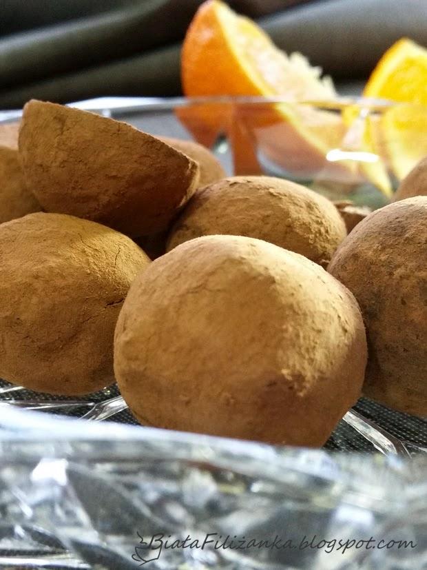 Jak zrobić trufle czekoladowe z fasoli?