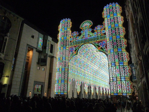 light 41 Luminarie De Cagna