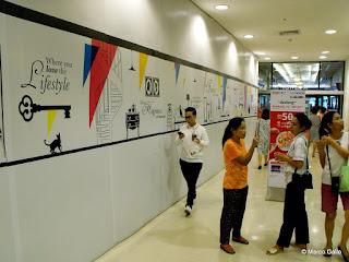 CENTRAL PLAZA PINKLAO, EL CORTE INGLES DE BANGKOK