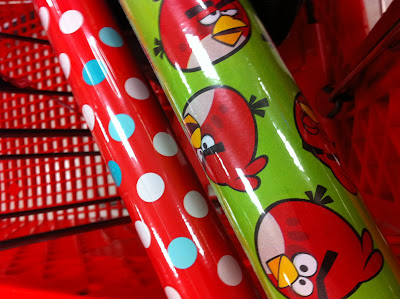 Christmas Clearance Shopping Tip – Find Year-Round Wrapping Paper and MORE