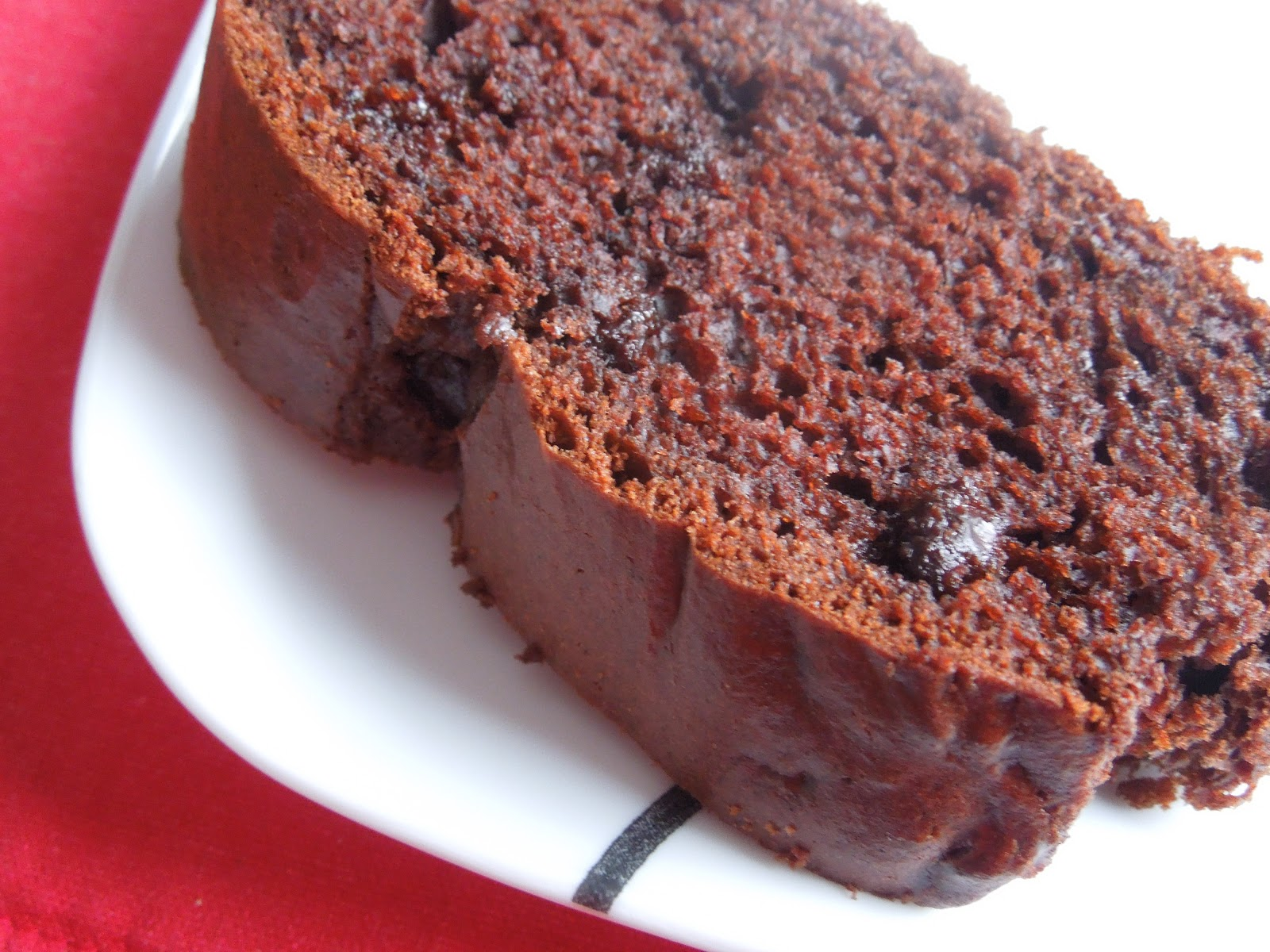 Sweet Serendipity: Double Chocolate Loaf Cake