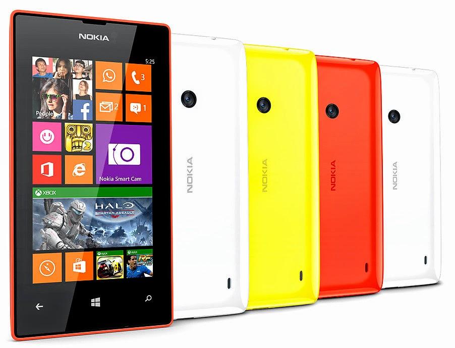 Daftar Harga Nokia Lumia, Asha Dan Nokia X Terbaru Bulan Juni 2014